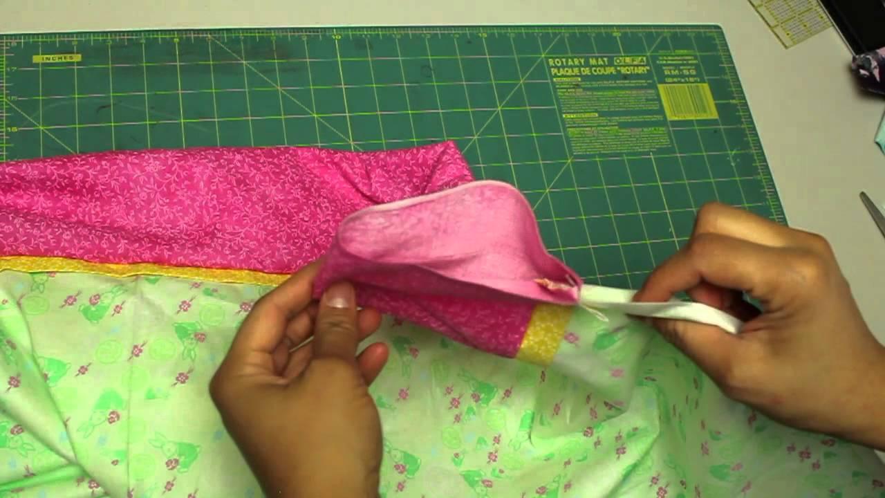 Como hacer o coser una funda de almohada youtube - Como hacer una claraboya ...