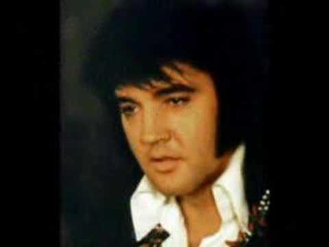Elvis Presley and Karen Carpenter
