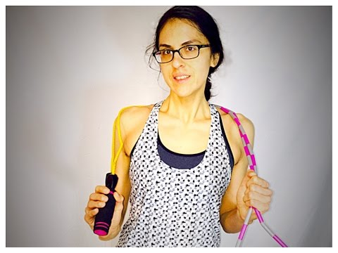 47 Minute Cardio Killer: Jump Rope + Tabata + HIIT + How To Keep Your Jump Rope From Breaking