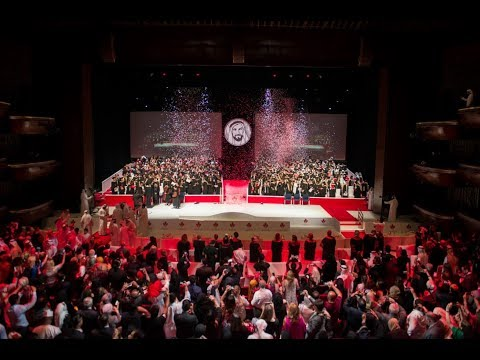 Canadian University Dubai | 8th Graduation Ceremony
