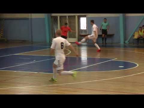 """BETSAFE-Futsal A Lygos 6 TURO rungtynės: Mažeikių """"VIP"""" - Panevėžio """"BALTIJA"""""""
