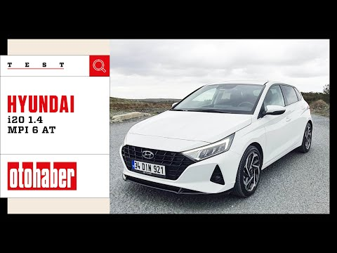 Hyundai i20 1.4 MPI 6 AT Elite Plus