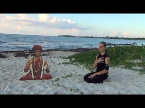 Building Strength   Preparation to hand stand  - Vajroli Mudra
