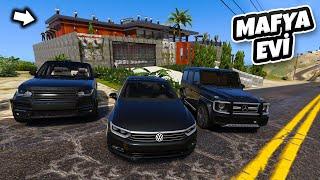 Yüksek Güvenlikli Mafya Evini ve Arabaları Geziyoruz - GTA 5