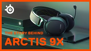 SteelSeries Arctis 9X - Behind the Technology