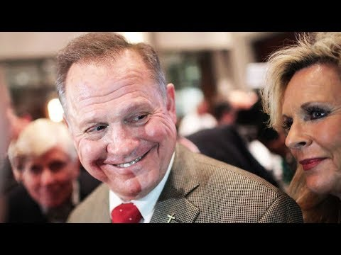 Why Roy Moore Was Banned From The Mall