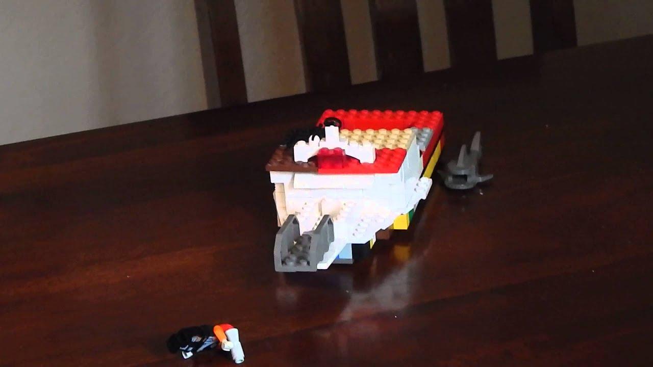 Lego Jaws 2 Part 1 - YouTube
