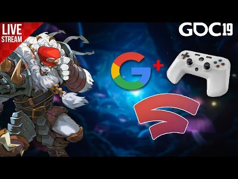 Stadia Conferencia Google Keynote GDC 2019 #Stadia