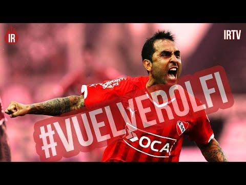 #IRTV Este sábado vuelve Daniel Montenegro al Libertadores de América #VuelveRolfi