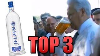 TOP 3 BETRUNKENE POLITIKER