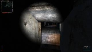 S.T.A.L.K.E.R. - Lab X18 - How to kill the boss