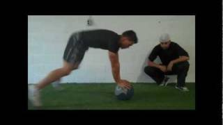 Strength Training at Tempus with Joseph Valtellini