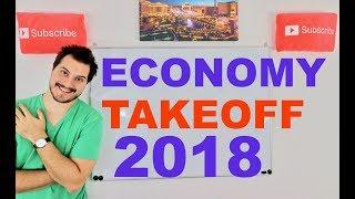 Global Economy Takeoff 2018 🚀