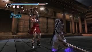 (마스터닌자)닌자가이덴 시그마2(스팀) 챕터5-1 (N…