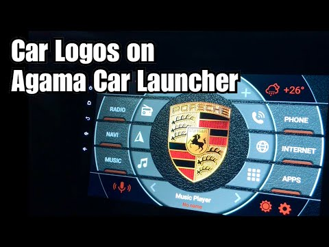 Check Out The Logos On Agama Car Launchers
