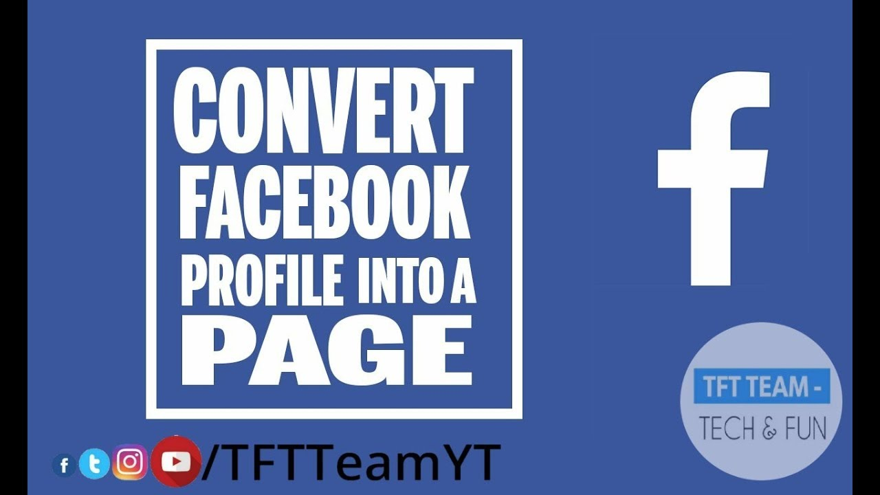 How To Convert Facebook Account Page Ll 5000 Likes On In Minutes