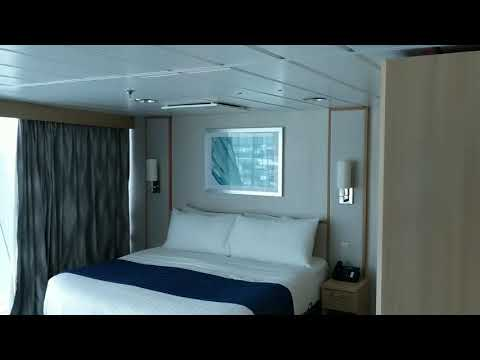 Family Oceanview Panoramic Suite Room #1854 on Adventure of the Seas 6 Person Deck 12 December 2018