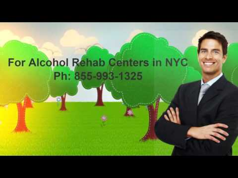 Alcohol treatment centers in NYC - Alcohol rehab New York City - Ph: 855-993-1325