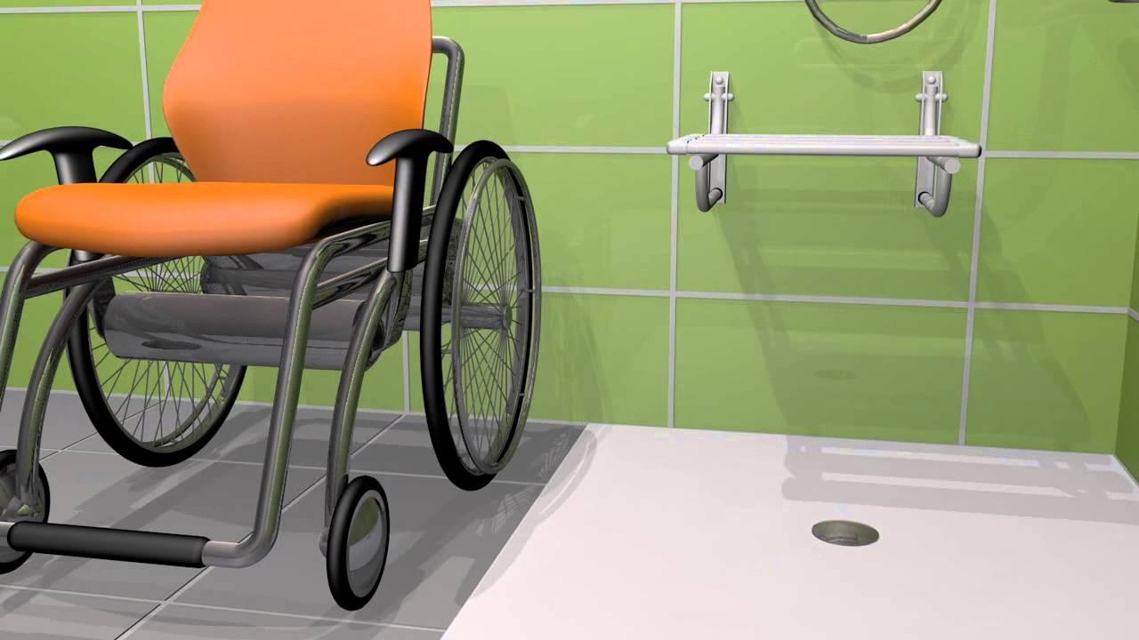 Zasady Projektowania łazienek Dla Osób Niepełnosprawnych Dispel Poręcze łazienkowe