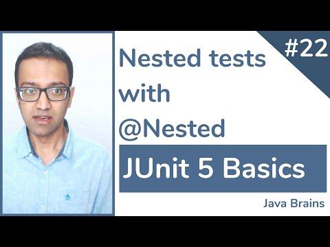 junit-5-basics-22---writing-nested-test-classes