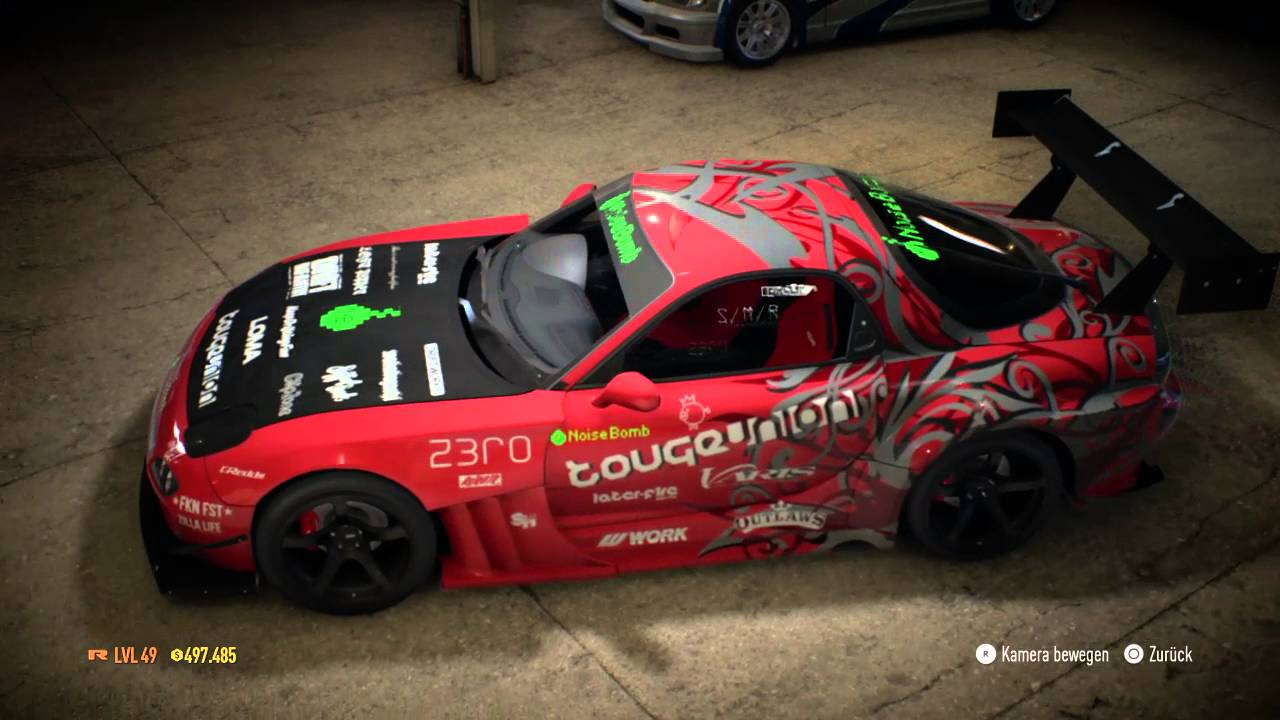 Test Nfs 2015 Need For Speed 2015 Aki Kimura 39;s Mazda Rx7 Drift King