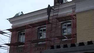 Олег Грищенко сегодня заехал в 1-й роддом