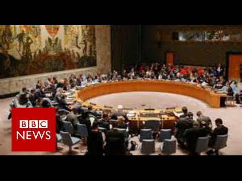 UN Security Council votes against Israeli settlements -  BBC News