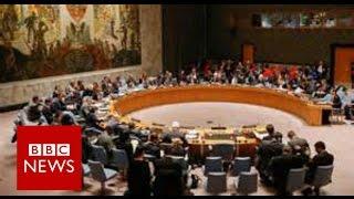 UN Security Council votes against Israeli settlements -  BBC News