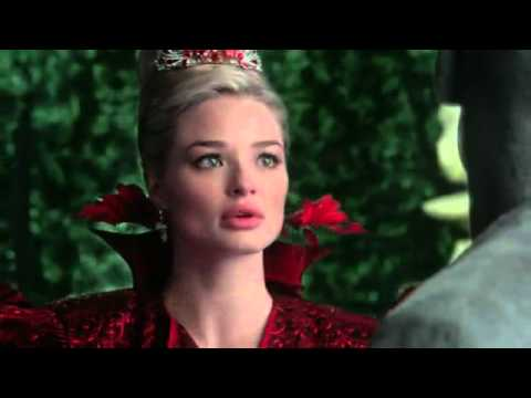 """Once Upon A Time in Wonderland 1x05 """"Heart of Stone"""" The Red Queen frees the Knave of Hearts"""