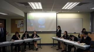 2017年香港新生杯辩论赛初赛第三场 香港教育大学vs香港岭