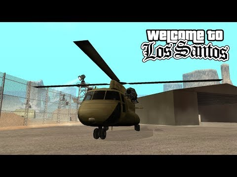 WTLS Updates #19 | SA-MP - Military pilot