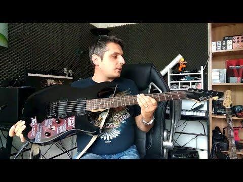 Test : guitare PEAVEY AT-200 auto-tune Antares