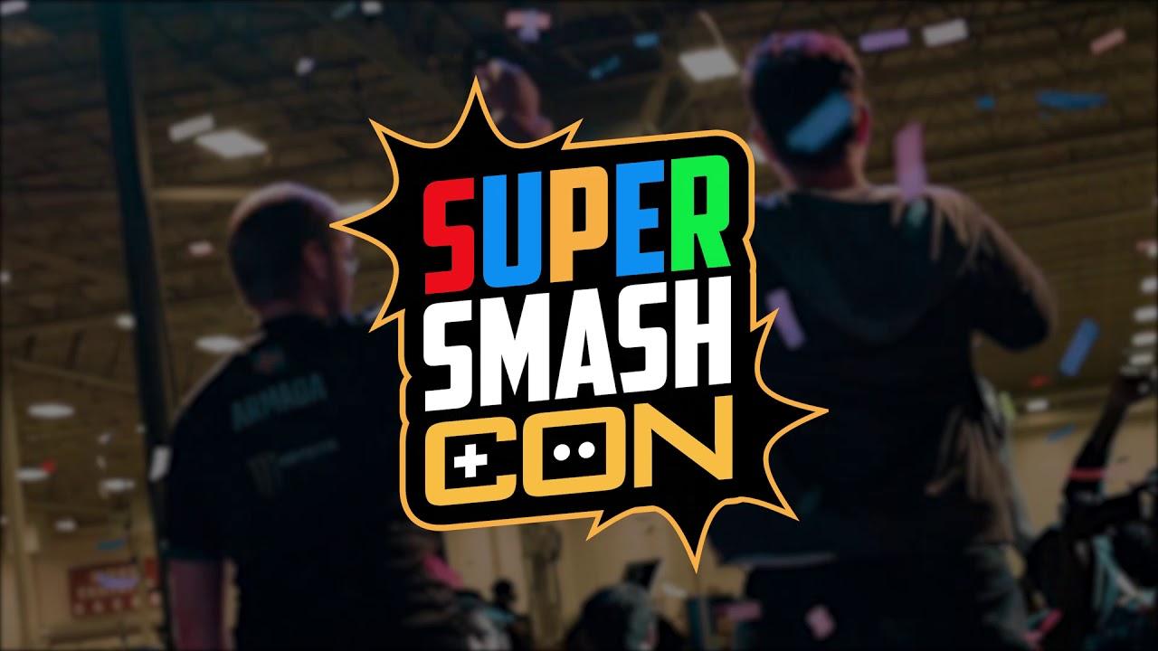 Super Smash Con 2019 Teaser