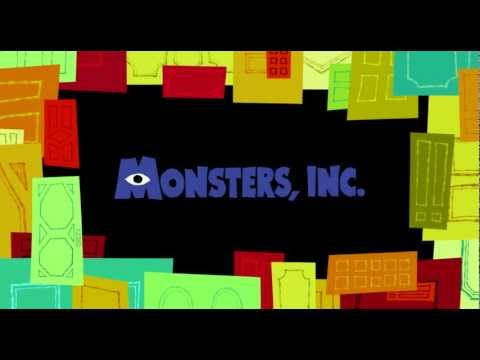 Best Animated Title Sequence and Credits - Monsters, Inc.
