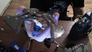 Самодельный робот-манипулятор (клешня). Часть 1.