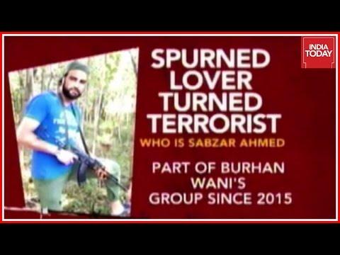 Newsroom : Sabzar Ahmad Appointed As New Hizbul Mujahideen Commander