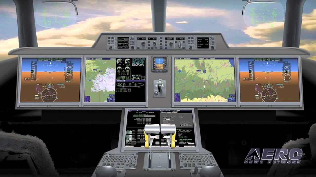 Aero-TV: Rockwell Collins Update - Ascending to Greater ...