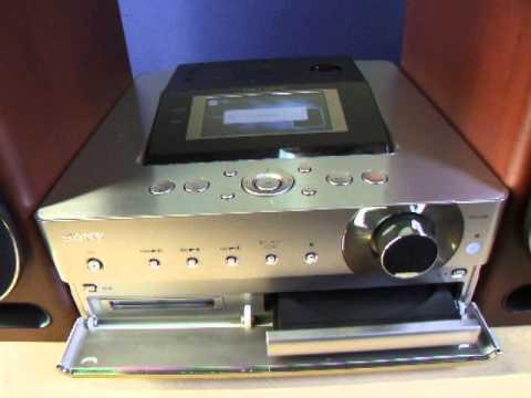 Z015 ソニー SONY NAS-M95HD NETJUKE HDD コンポ ネットワーク 中古