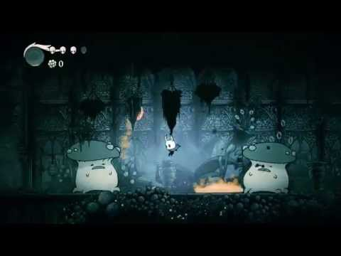 Hollow Knight: Ferocious Foes Trailer
