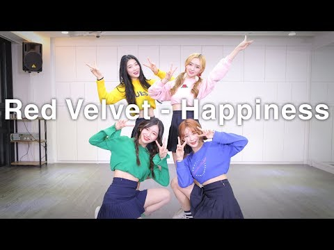 [ FRIENDS ] Red Velvet (레드벨벳) - Happiness (행복) Dance Cover (#DPOP Friends)