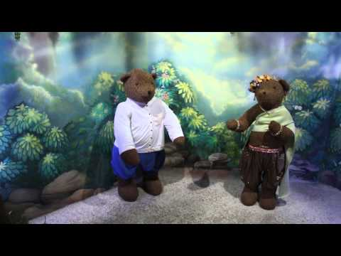 Pattaya Attractions – Teddy Bear Museum