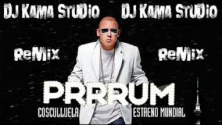 Cosculluela Pruum  Dembow Dj KaMa Studio Remix