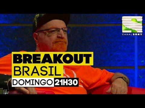 Breakout Brasil - EP05 Completo