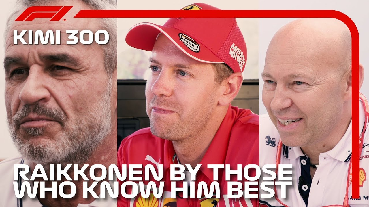 Kimi Raikkonen's 300th F1 Race - Paddock Tributes | 2019 Monaco Grand Prix