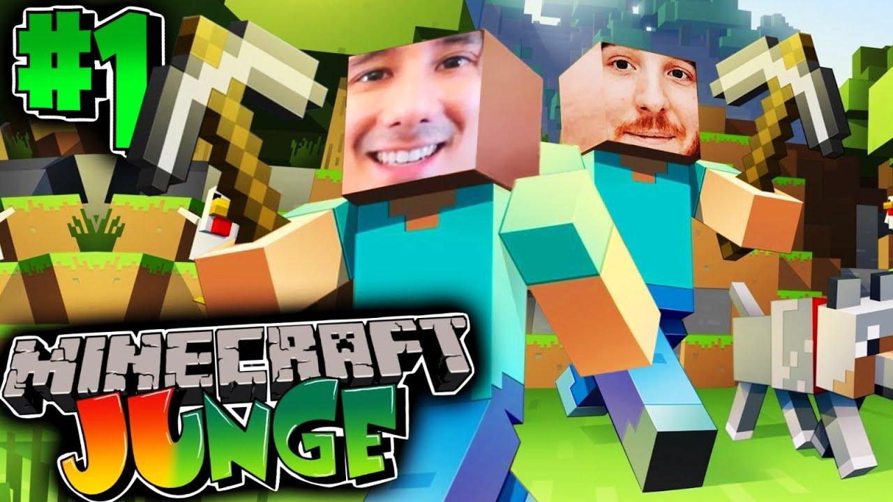 """Download LOST in MINECRAFT - UNGE macht mich zum """"PRO"""" (Minecraft Junge)"""