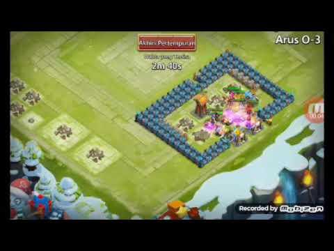 Castle Clash Pasukan Perkasa, Base Agar Bisa Lolos Arus O
