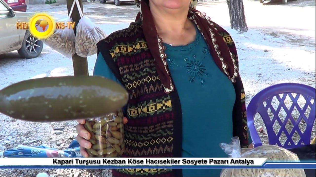 Kapari Turşusu Tarifi Videosu