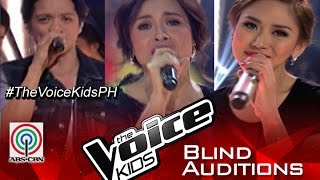 The Voice Kids Philippines 2015: Sarah, Bamboo \u0026 Lea sing \