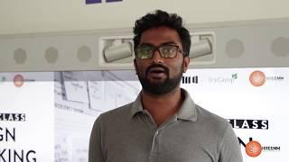 Testimonials - Design Thinking Workshop for Professionals @ NUMA,Bengaluru