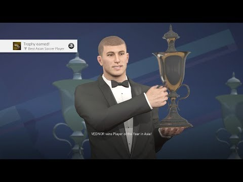 PES 2018: Become A Legend Getting Started
